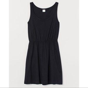 H&M sleeveless LBD Jersey Dress